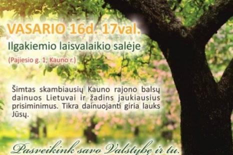Kas gražiausia - radau Lietuvoje