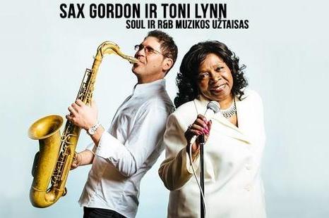 Sax Gordon ir Toni Lynn