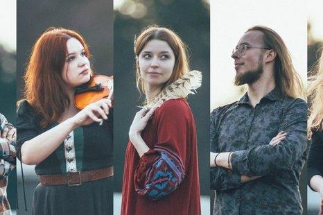 "Folkloro grupės ""AIDI ATAIDI"" koncertas"
