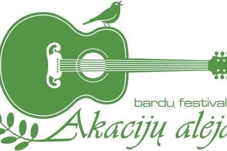 """Bardų festivalis """"Akacijų alėja"""" 2017"""