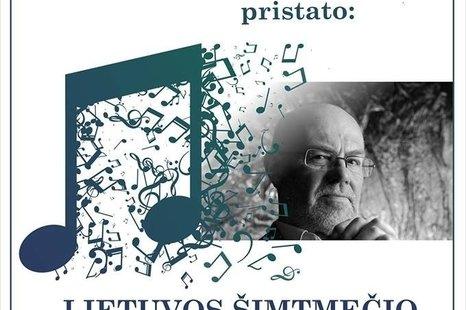 """Koncertas """"Lietuvos šimtmečio muzika"""""""