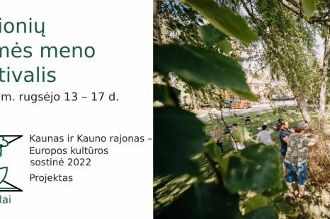 Girionių žemės meno festivalis 2021