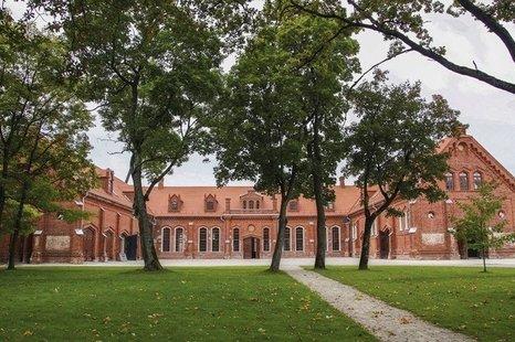 """""""Baltijos akademija"""" Piotro Čaikovskio opera """"Jolanta"""""""