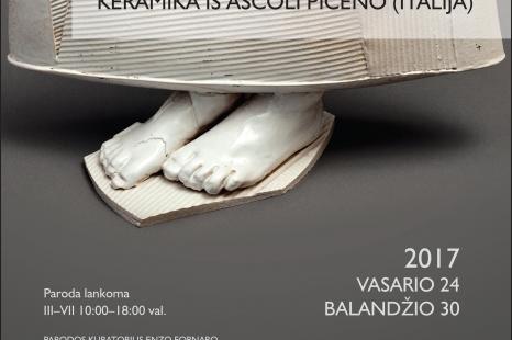 Keramika iš Ascoli Piceno (Italija)