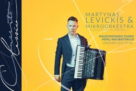 Martyno Levickio koncertas