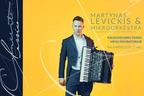 Martynas Levickis ir mikroorkestra