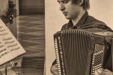 Akordeonisto  MARIS ROZENFELDS koncertas