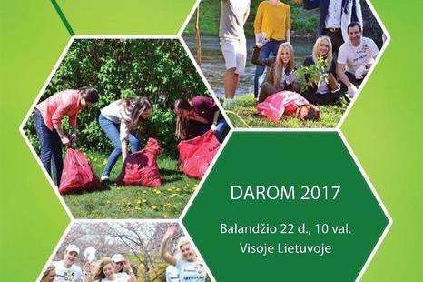 Akcija DAROM Kauno rajone