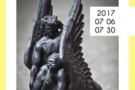 """Raffaele Mondazzi skulptūrų paroda """"Mitai ir didvyriai"""""""