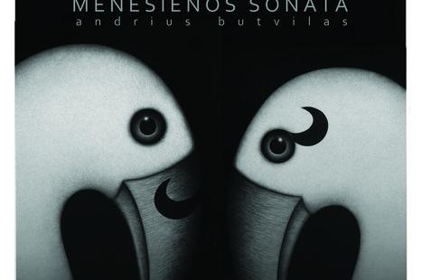 """Andriaus Butvilo pastelės piešinių paroda """"Mėnesienos sonata"""""""