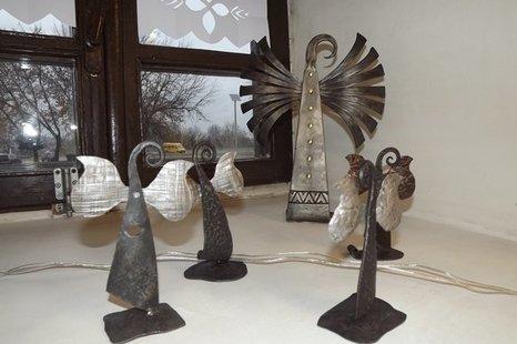 Ričardo Grekavičiaus meninės kalvystės paroda