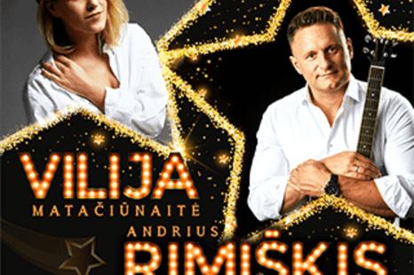 Vilijos Matačiūnaitės ir Andriaus Rimiškio koncertas