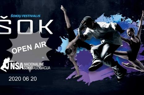 "Festivalis ""ŠOK OPEN AIR"""