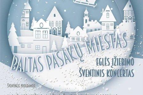Karmėlavos eglės įžiebimo koncertas
