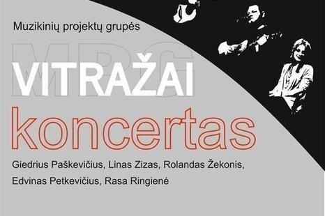 """Koncertas """"Vitražai"""""""